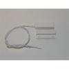 Noname Nyitásérzékelő (FF01), műanyag felületreszerelt, fehér, réstávolság: 20mm