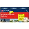 Nord-Ostsee-Kanal-Radweg kerékpáros túrakalauz - Kompass FF 6009