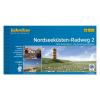 Nordseeküsten Radweg 2 / Északi-tenger partjának kerékpárkalauza 2