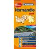 Normandie térkép - Michelin 513