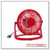 North Wind USB-s ventilátor, piros