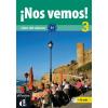 Nos vemos! 3 Libro del alumno + CD audio