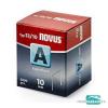 Novus tűzőkapocs A 11,3x0,7mm 10mm 5000db-os szuperkemény