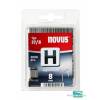 Novus tűzőkapocs H 10,6x0,7 8mm 2000db-os szuper kemény