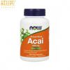 Now acai 500 mg - 100 veg capsules
