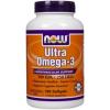 Now Foods Now Ultra Omega 3 Fish Oil (180 gélkapszula)