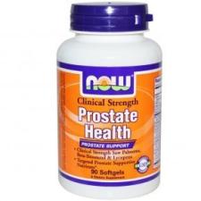 Now Prostate Health gélkapszula - 90db vitamin