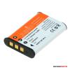 NP-BY1 infochipes akkumulátor a Jupiotól