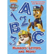 Numbers, Letters, and More! (Paw Patrol) – Golden Books,Golden Books idegen nyelvű könyv