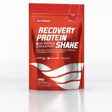 Nutrend Recovery Protein Shake Příchuť: jahoda kemping felszerelés