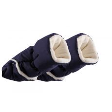 Nuvita kézmelegítő kesztyű babakocsira - Melange Blue
