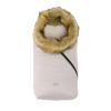 Nuvita Ovetto Pop bundazsák szőrmével 80cm - Melange Pink Gray / Beige - 9236