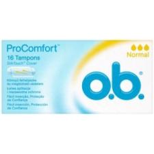 O.B O.B. Procomfort tampon normal 16 db intim higiénia