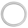 """O-gyűrű Hardline Economy 16 / 13mm (ID 1/2 """"OD 5/8"""") - Fehér"""