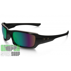 OAKLEY Fives Squared Polished Black Prizm Fresh Water Polarized