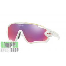 OAKLEY Jawbreaker Tour de France Matte White Prizm Road