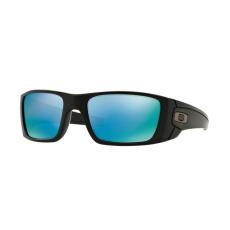 Oakley OO9096 D8 FUEL CELL MATTE BLACK PRIZM DEEP H2O POLARIZED napszemüveg