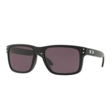 Oakley OO9102 E8 HOLBROOK MATTE BLACK PRIZM GREY napszemüveg