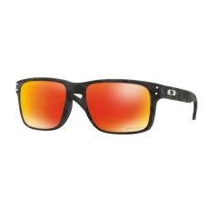 Oakley OO9102 E9 HOLBROOK BLACK CAMO PRIZM RUBY napszemüveg