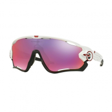 Oakley OO9290 05 JAWBREAKER POLISHED WHITE PRIZM ROAD sportszemüveg