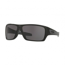 Oakley OO9307 01 TURBINE ROTOR POLISHED BLACK WARM GREY napszemüveg