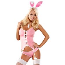 Obsessive Obsessive - Nyuszilány jelmez (pink) fantázia ruha