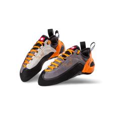 Ocun Mászócipő Ocún Jett LU szürke/narancssárga / Cipőméret (EU): 37 hegymászó felszerelés