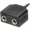 OEM audio 3,5 mm -&gt, 3,5 mm-es 2