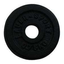 OEM Súlytárcsa súlyzóhoz 0,75 kg - 25 mm súlytárcsa