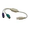 OEM USB -&gt, 2x PS / 2