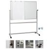 OfficeBoard Átfordítható Mágneses Tábla 120x90 cm