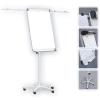 OfficeBoard Mobil Mágneses Flipchart Tábla Karokkal 70x100 CM
