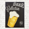 Oh My Home Beer Collection Vászonkép