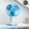 Oh My Home Kék Asztali Ventillátor EVA Gumi Lapátokkal 45W