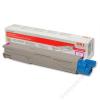 Oki 43459434 Lézertoner C3300, 3400, 3450 nyomtatókhoz, OKI vörös , 1,5k (TOOKI3450MS)