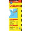 Okinawa térkép - Periplus Editions