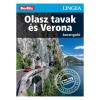 Olasz tavak és Verona barangoló útikönyv / Berlitz
