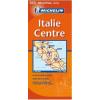 Olaszország (középső rész) térkép - Michelin 563