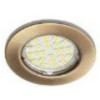 - Olcsó spot lámpatest (1050OSB), fix, sárgaréz