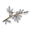 Oliver Weber Brosstű Swarovski kristályokkal Oliver Weber Tree