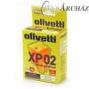"""OLIVETTI """"Olivetti XP 02 [Col] tintapatron (eredeti, új)"""""""