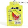 OLIVETTI PJ 11 [Bk] tintapatron (eredeti, új)
