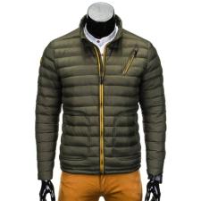 Ombre Dzseki C290 oliva - Férfi kabát 8bfa7fe708