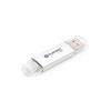 Omega 16GB OMEGA Platinet USB2.0 AX-Depo Ezüst (PMFA16S)