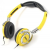 Omega Freestyle headset sárga (FH0022Y)