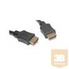 Omega HDMI v.1.4. kábel 3m, fekete