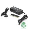 Omega Notebook Adapter Univerzális 90W  USB porttal (OZU9021U)
