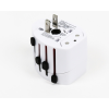 Omega Travel adaptor 220-250V 4 in 1 with USB