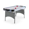 """oneConcept oneConcept Polar Battle léghoki asztal, 6"""", 76 x 82 x 161 cm (SZxMxM), ezüst"""