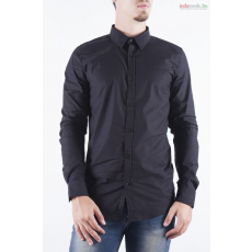 Only & Sons Férfi ing fekete WH7-22004874_9